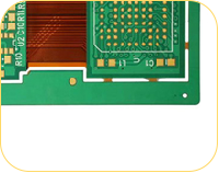 0.15mm Hole PCB Rigid -Flexible PCB Board for hobbyist (3)