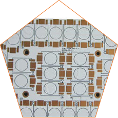 Laser Hole Copper Metal Core PCB
