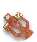 Yellow Solder Mask Flexible PCB Fabrication  (3)