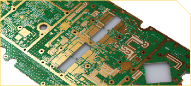 Gold Plating Rogers PCB Fabrication Price (2)