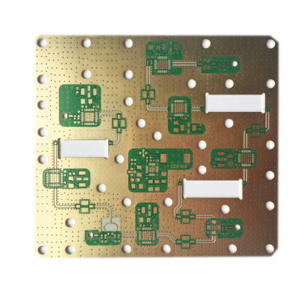 Custom High Density Rogers PCB Circuits Board