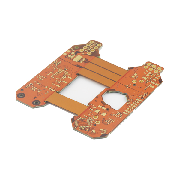 0.1mm Hole Rigid -Flexible PCB Board for Keypad