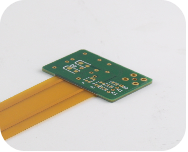 0.15mm Hole PCB Standard Rigid -Flexible PCB Board (2)