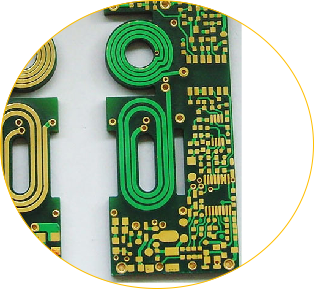 High Density Online Rogers Pcb Circuits Board (2)