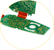 pcb order China High Quality Fabrication Rigid Flex Pcb (3)