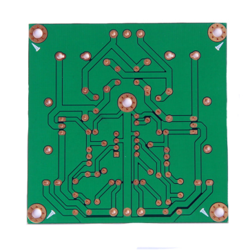 Single Layer Fr4 PCB Prototyping Manufacturing Technologies