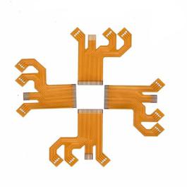 Semi Flexible PCB Bare Pcb Board