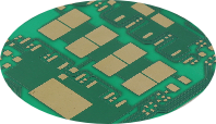 Single Layer Fr4 Circuit Board PCB Supply (2)