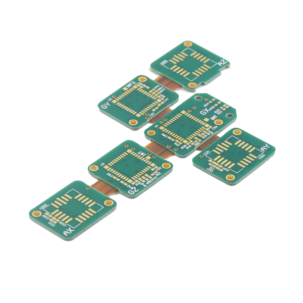 Small PCB Fabrication High Quality Fabrication Rigid Flex PCB