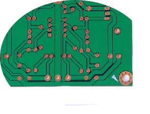 Single Layer Fr4 PCB Prototyping Manufacturing Technologies  (2)