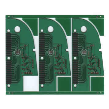Single Layer Fr4 PCB Board Material Manufacturing Prototype