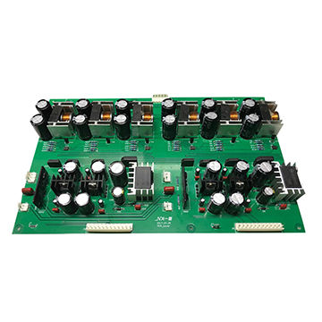 Circuit board PCB for electronic recycling machine
