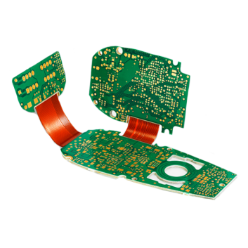 pcb order China High Quality Fabrication Rigid Flex Pcb