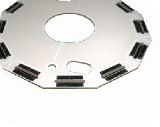 Order LED Light Metal Circuit Board Pcb Fabrication Online