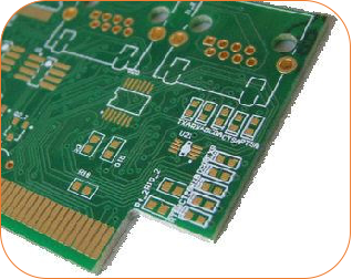 Rogers PCB Circuits Board Reverse Engineering without IC