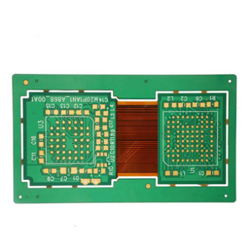 0.15mm Hole PCB Rigid -Flexible PCB Board for hobbyist (2)