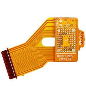 Quick Turn Thick Copper Flexible PCB