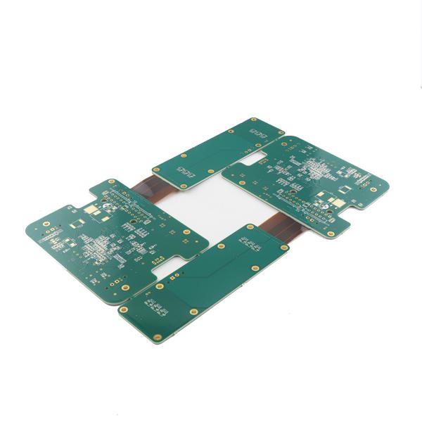 New PCB Technology Rigid Flex Circuits