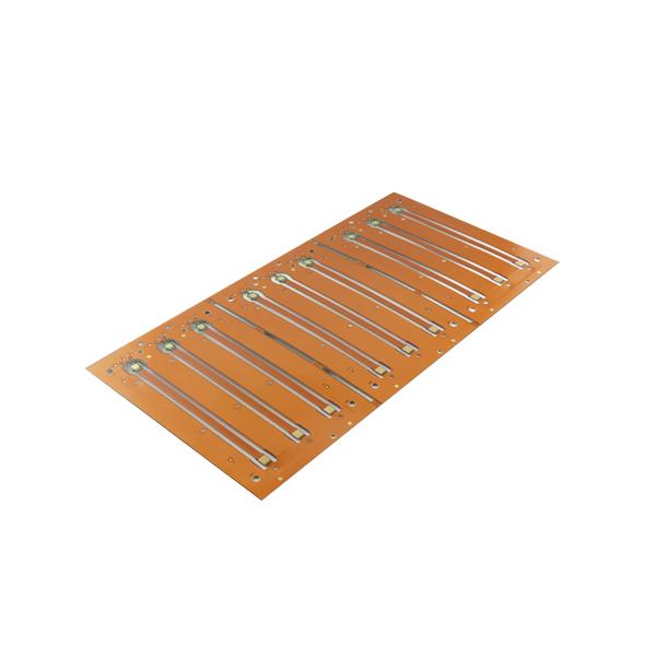 Diy Flex PCB With 2 layers
