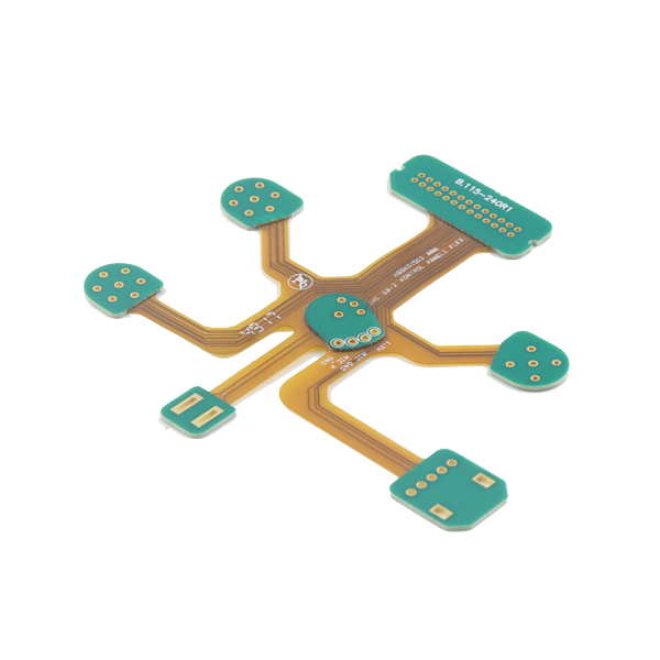 Radio Quick Rigid Flex Pcb