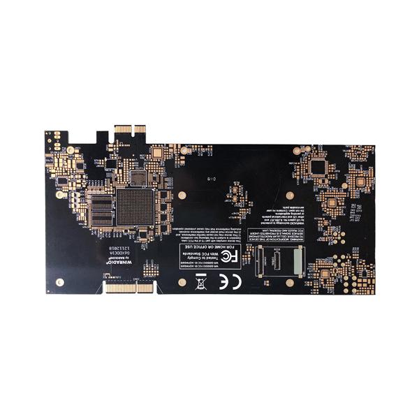 Laser Hole Copper Metal Core PCB
