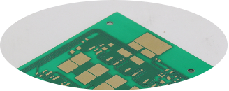 Single Layer Fr4 Circuit Board PCB Supply