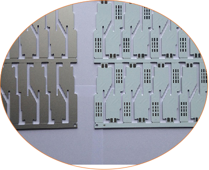 Metal Edge Iron Metal Core PCB